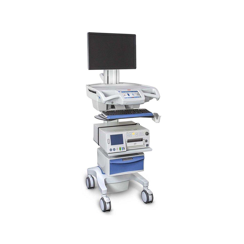 Capsa Carelink Fetal Monitor Cart