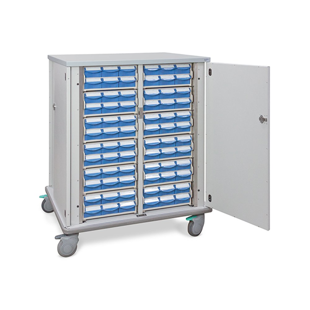 Capsa Large RX Transfer Cart