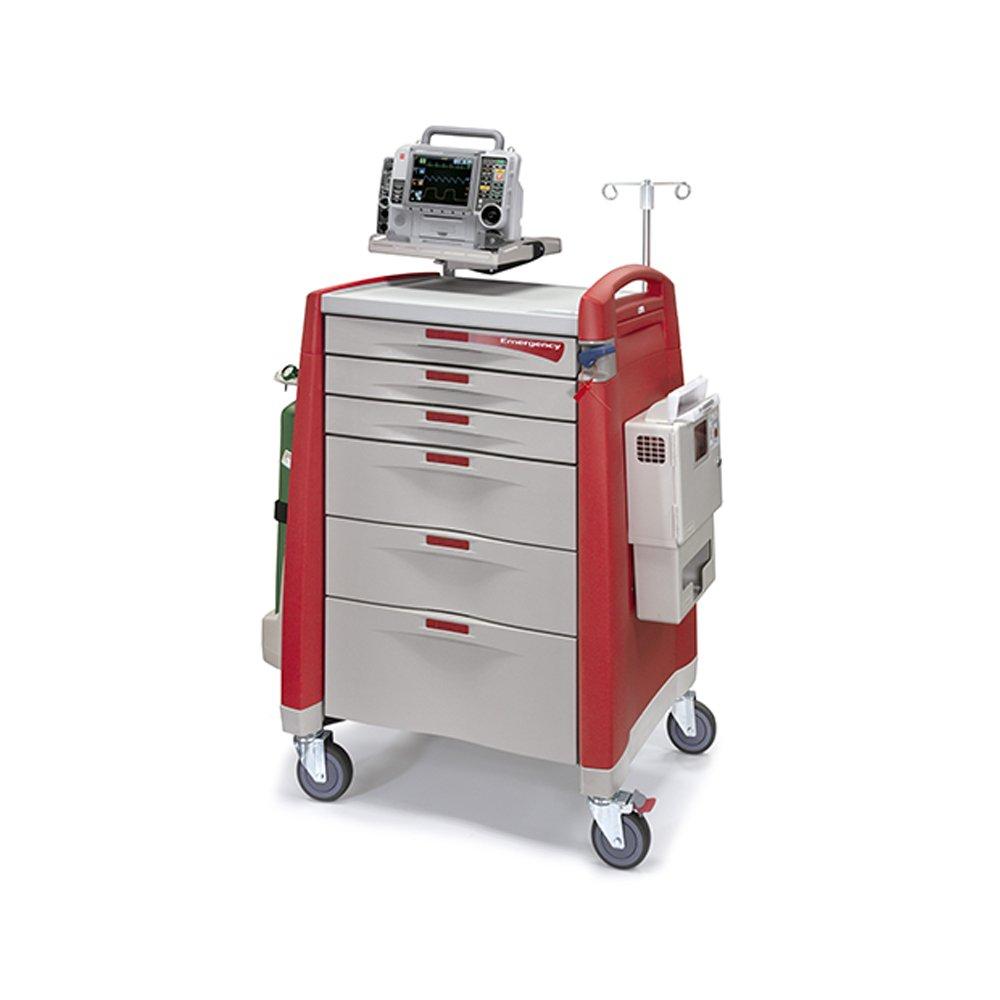 Capsa Avalo Emercency Cart Red