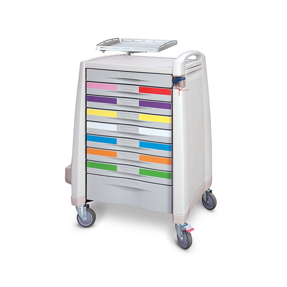Capsa Avalo Pediatric Crash Cart