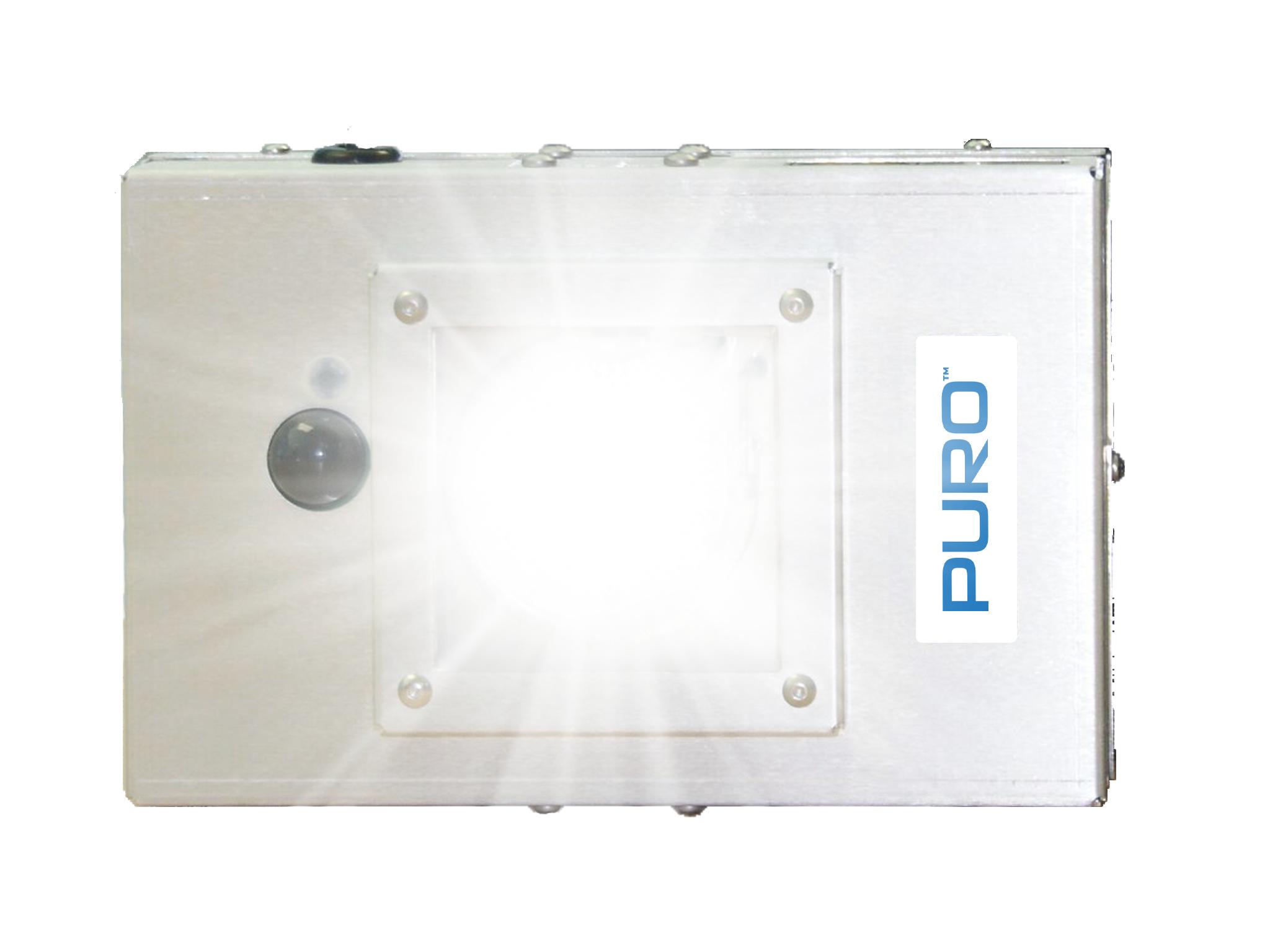 PURO Helo F1 UV Light Fixture- Hard Mounted UV Light