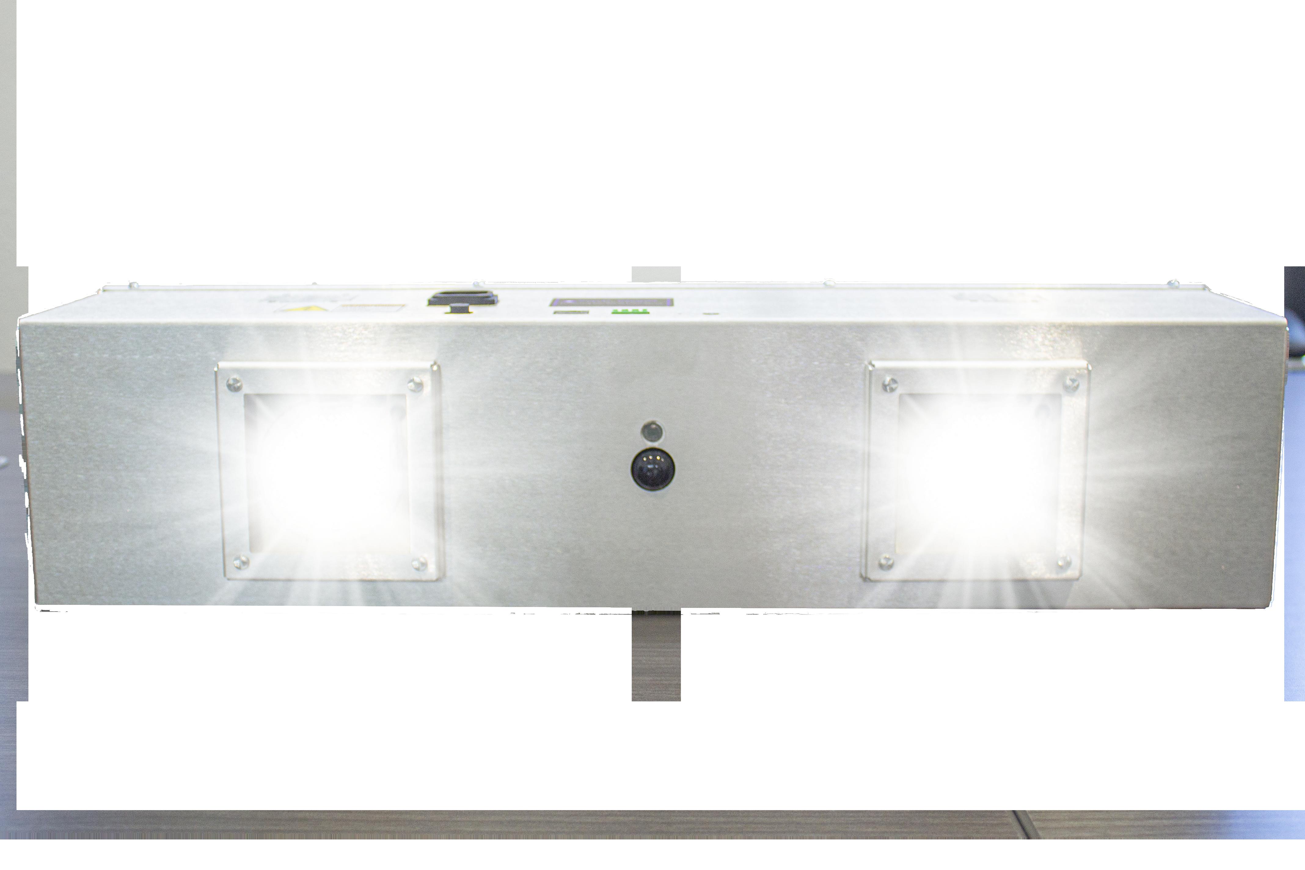 PURO Helo F2 UV Light Fixture – Hard Mounted UV Light