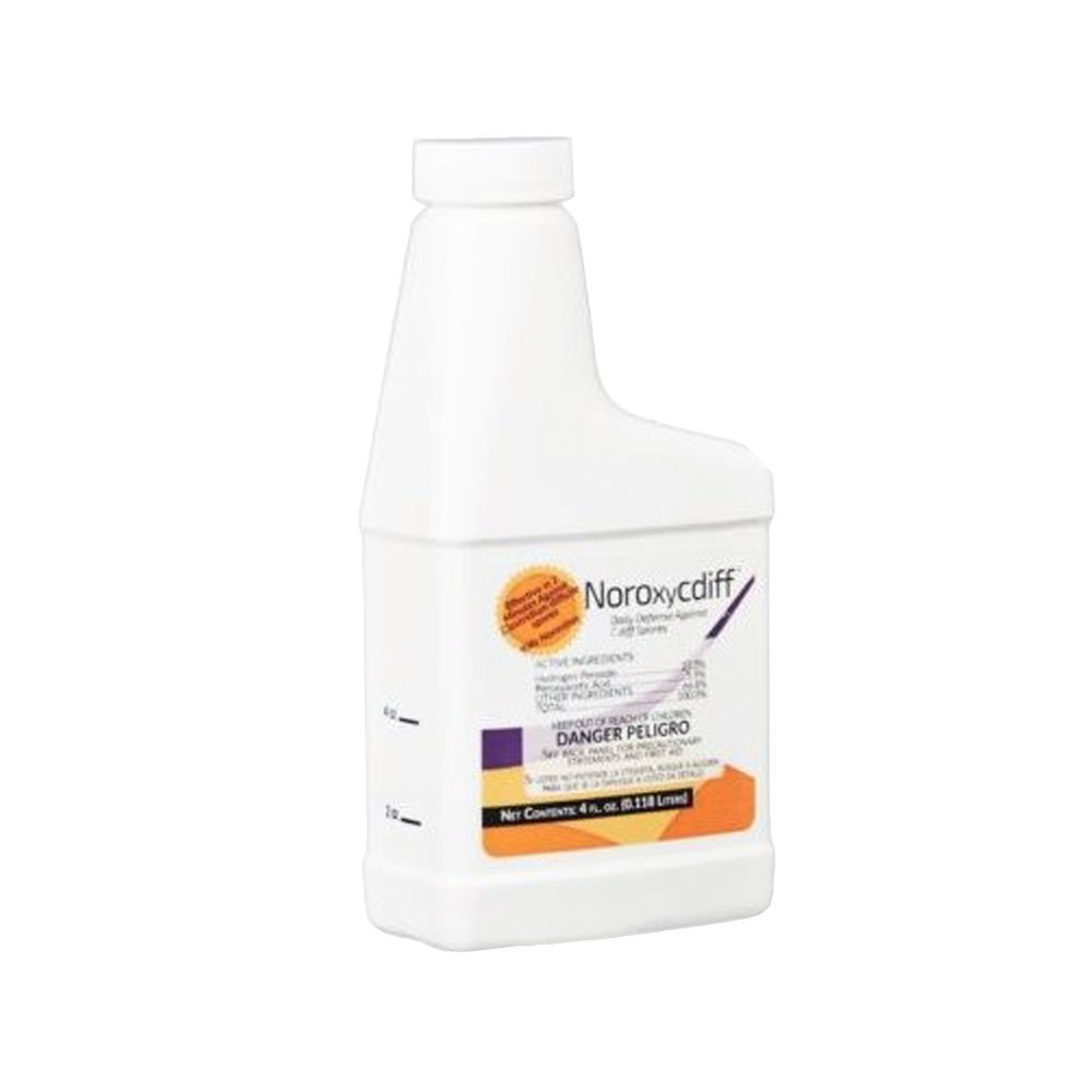 A Noroxycdiff Disinfectant for Viruses – In Stock