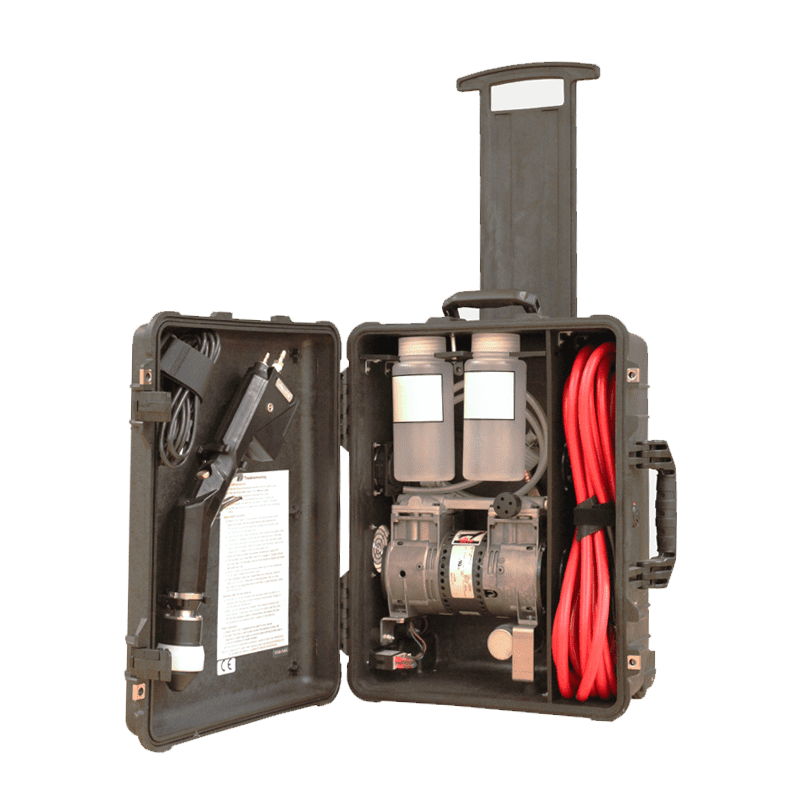ESS-SC-EB-110V – Suitcase Sprayer with 2 Bottles